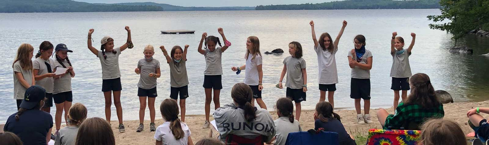 Summer Camp in 2021 with COVID-19 Precautions